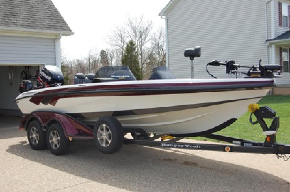 52 000 2010 ranger fisherman 620vs for sale in for Fishing in louisville ky