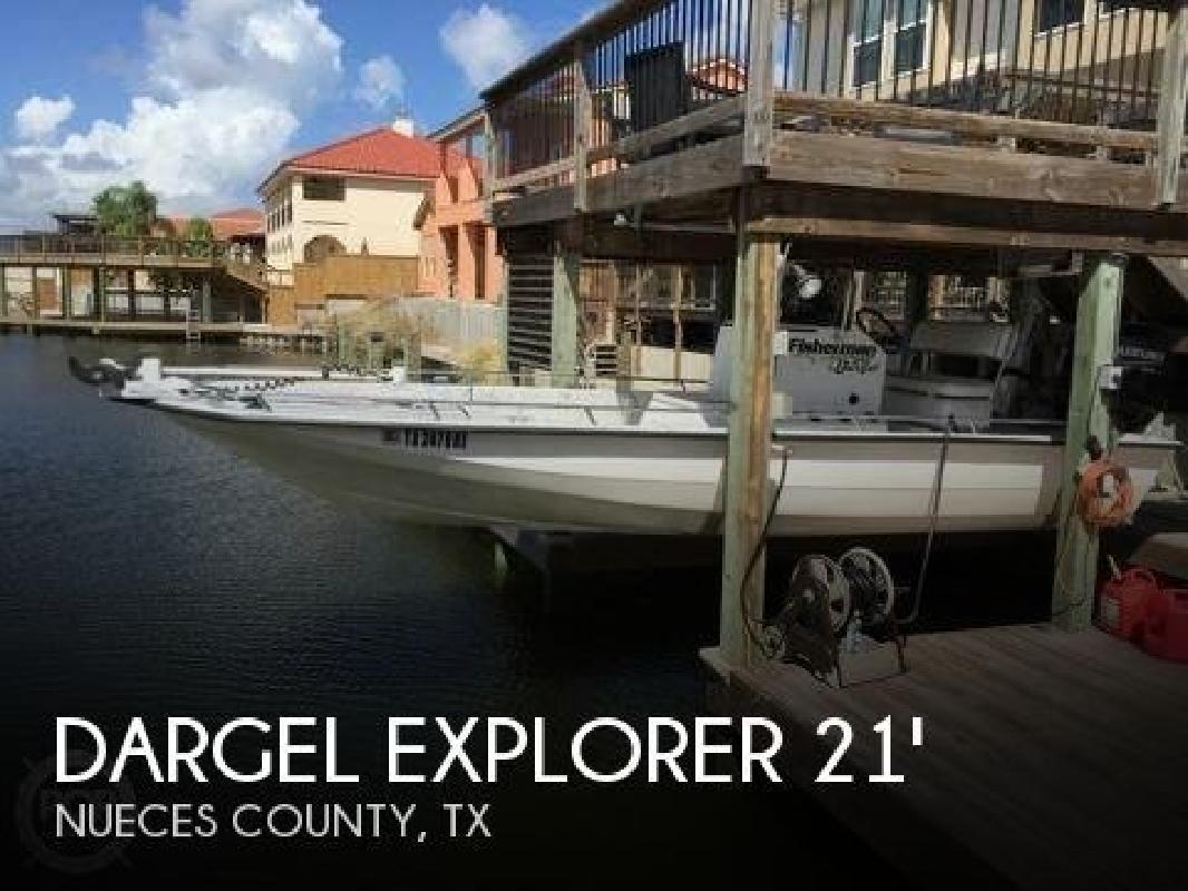 2010 Dargel Boats 210 Fisherman Corpus Christi TX