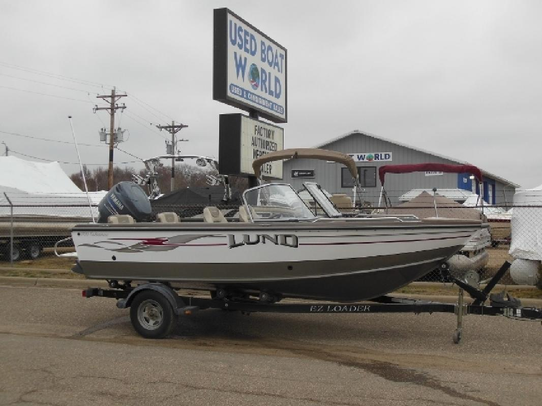 2006 Lund Boats 1700 Fisherman In East Bethel Mn For Sale In