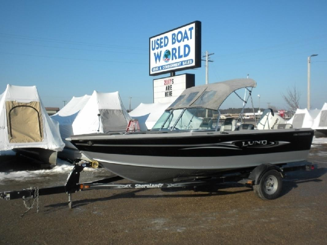 2005 Lund Boats 1700 Fisherman In East Bethel Mn For Sale In