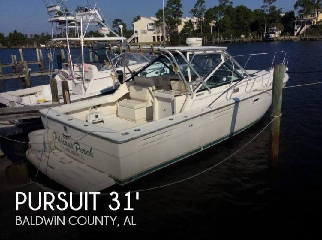 1996 Pursuit 3100 Express Fisherman Orange Beach AL