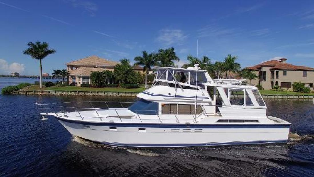 1989 Hi-Star Yacht Fisherman Palmetto FL