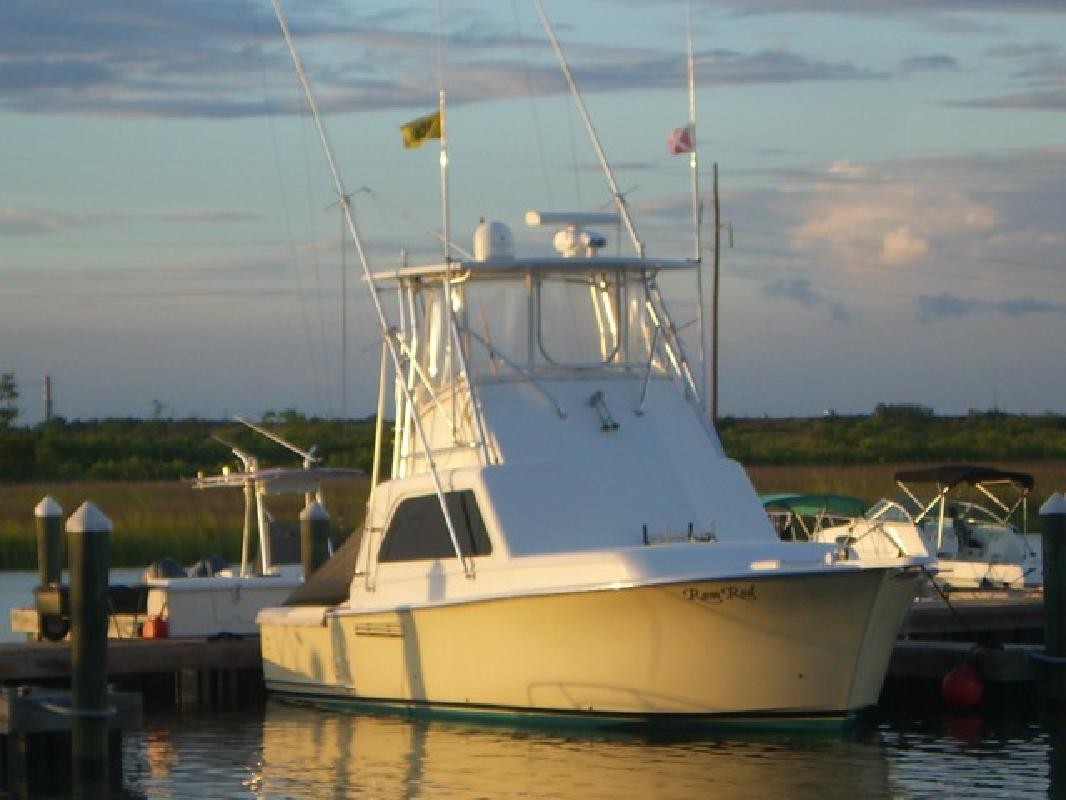 2005 34 U0026 39  Hatteras Yachts 34 Sport Fisherman  Totally Refit
