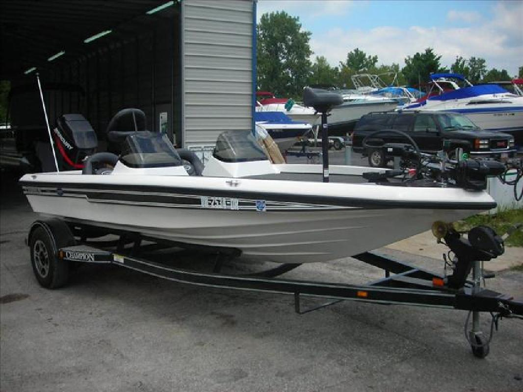 2004 19 U0026 39  Champion Boats Fishing Boat 187dc For Sale In