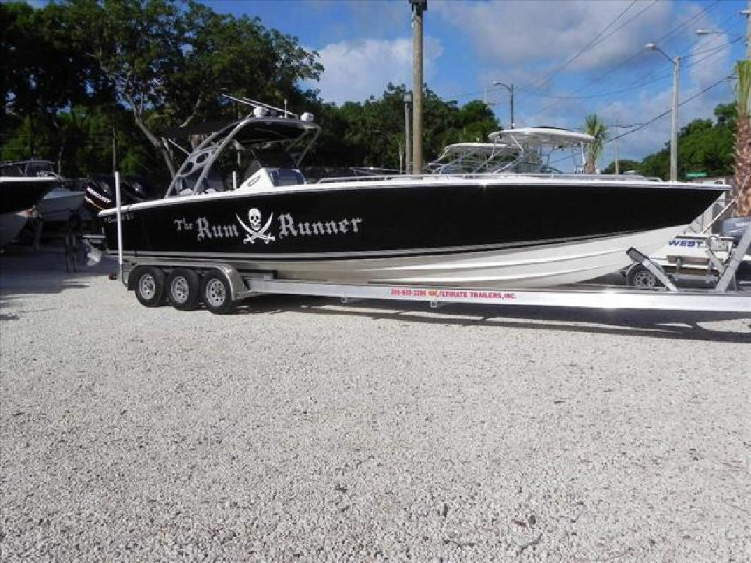 2008 35 39 concept boats fishing boat 36 pr for sale in key for Best places to fish in florida without a boat