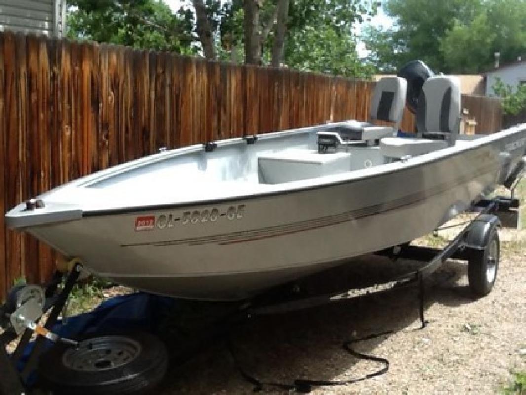 $11,000 OBO NEW 16' Tracker Fishing Boat PLUS MORE