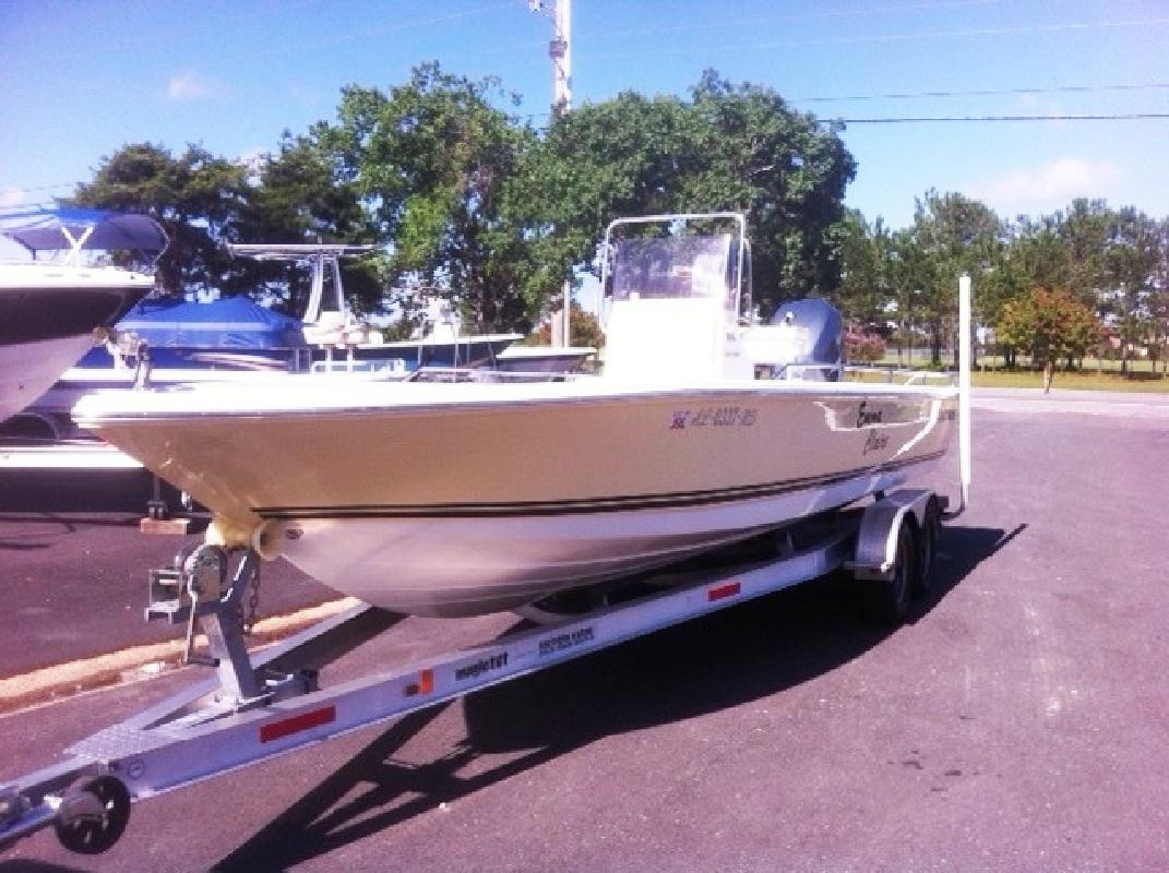 2008 24' Clearwater Fishing Boats 2400