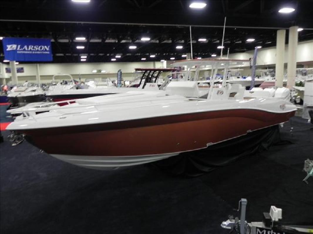 2012 36' Deep Impact Fishing boats 36 Cabin