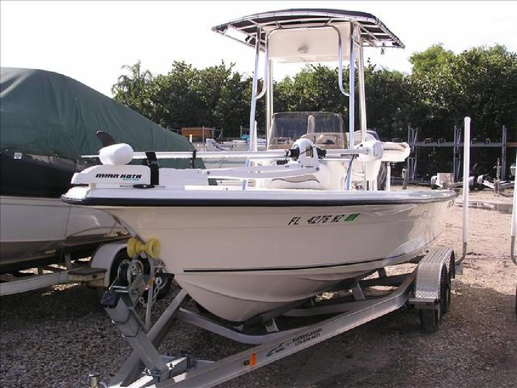 2009 21 39 key west boats inc fishing boats bay reef 216 for Key west fishing boats
