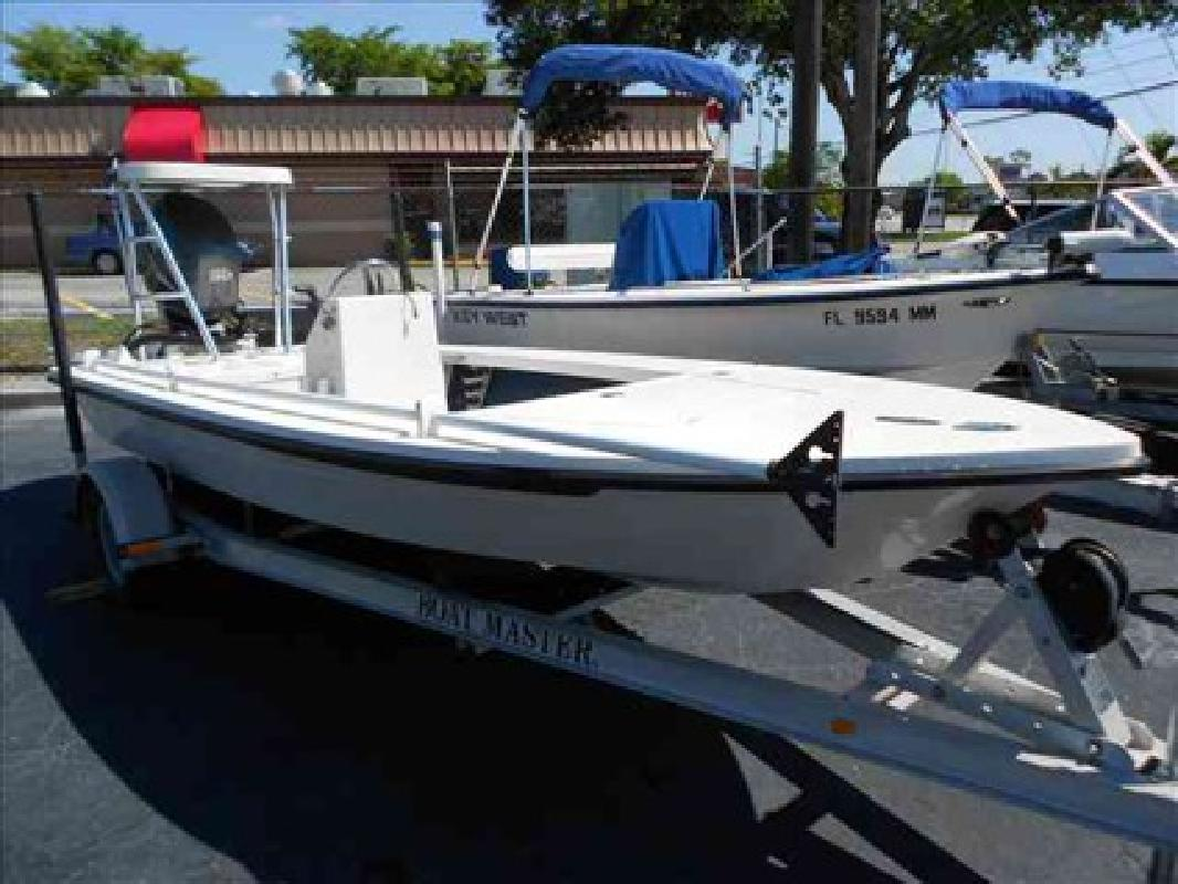 $22,995 Used 2005 Maverick Flats 17-HPX-V for sale in Fort