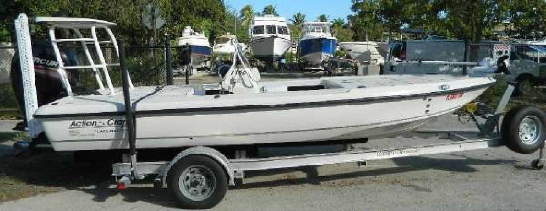 2013 ACTION CRAFT 1890 FlatsMaster Naples FL