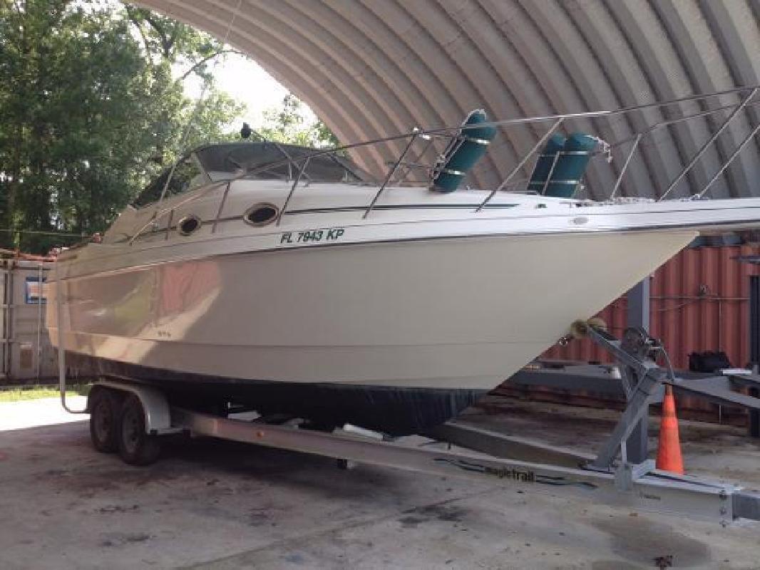 1999 Monterey 276 Cruiser Fleming Island FL