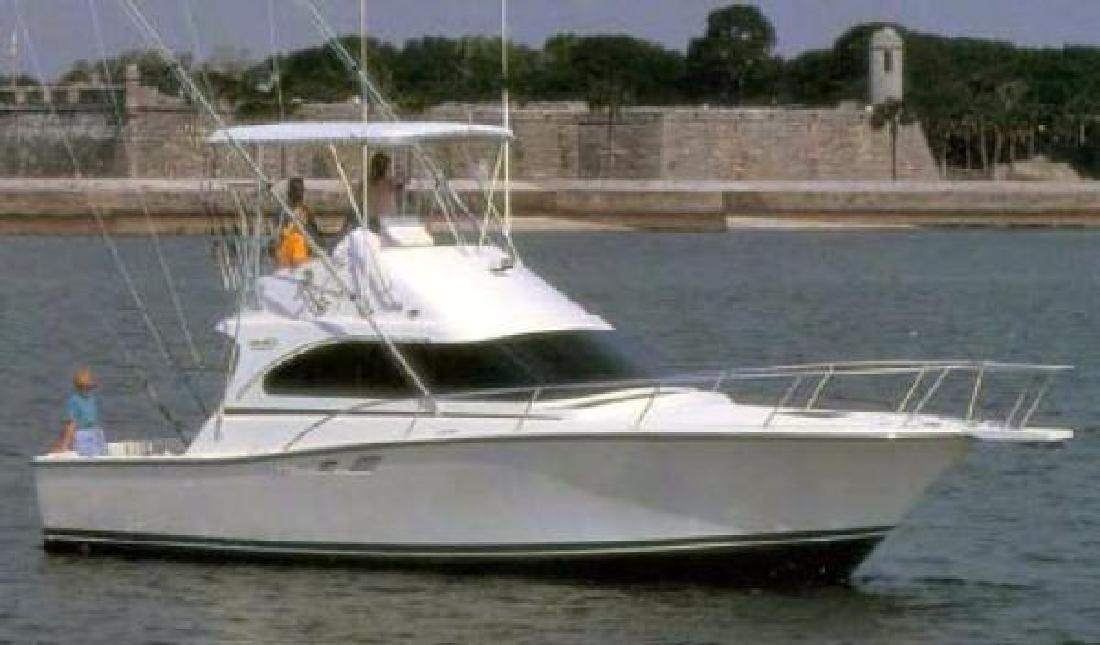 1991 Luhrs 350 Convertible Fleming Island FL