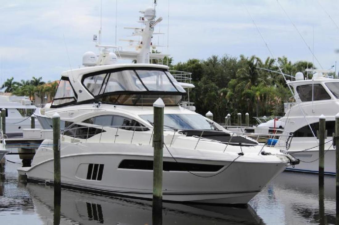 2016 Sea Ray Boats L590 FLY Delray Beach FL