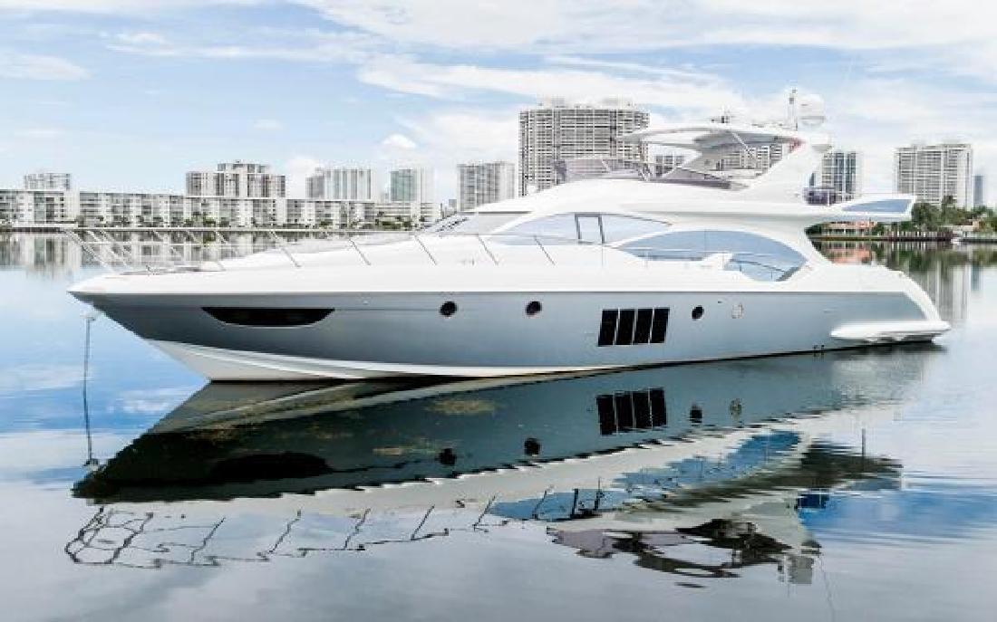 2014 Azimut 70 Flybridge Miami FL
