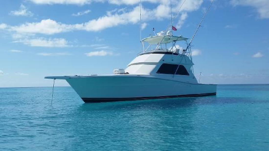 1997 Viking 43 Convertible Fort Lauderdale FL