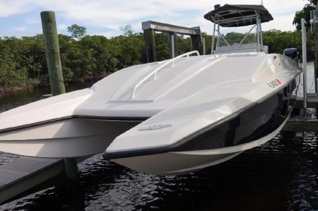 2001 Thunder Cat 32 Fort Myers Beach FL