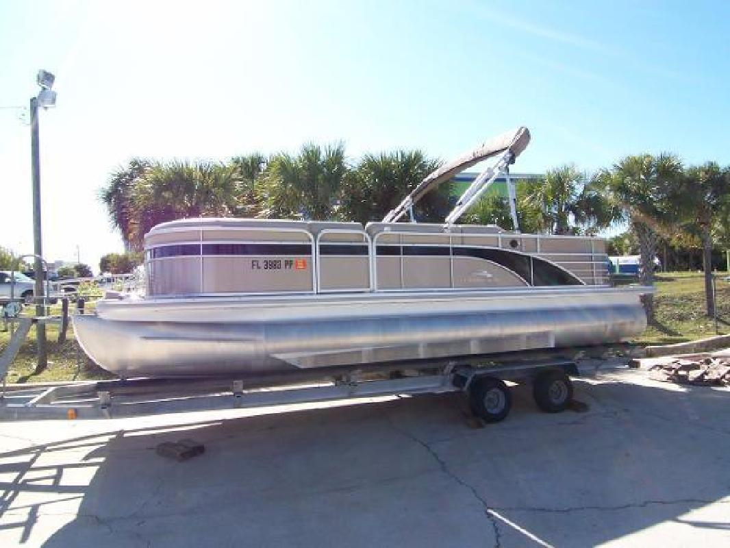 2013 Bennington 2275 GCW Fort Myers Beach FL
