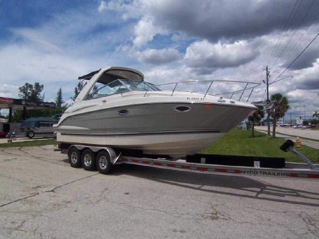 2009 Monterey 260 Sport Yacht Fort Myers Beach FL