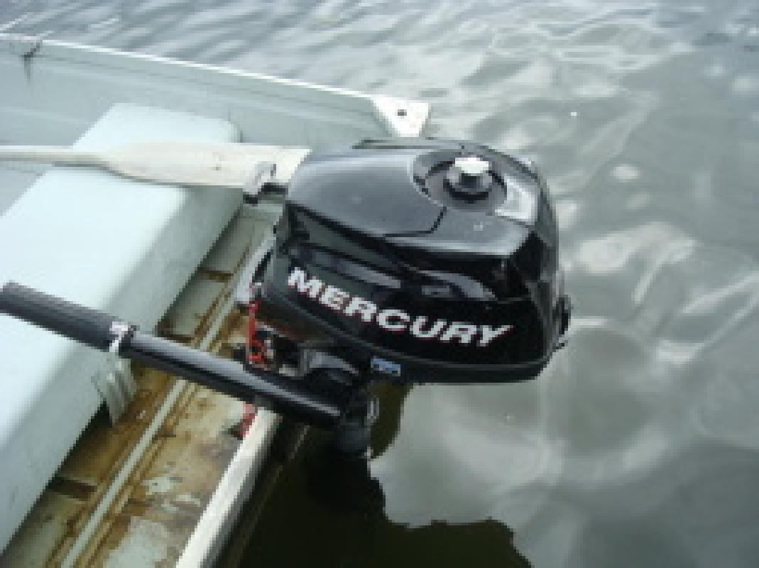 2010 Mercury outboard 25 four stroke Syracuse IN