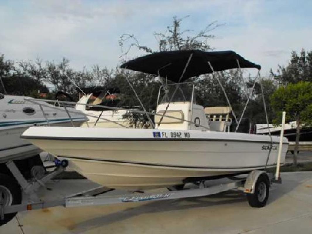 $9,500 2003 Sea Fox 197CC