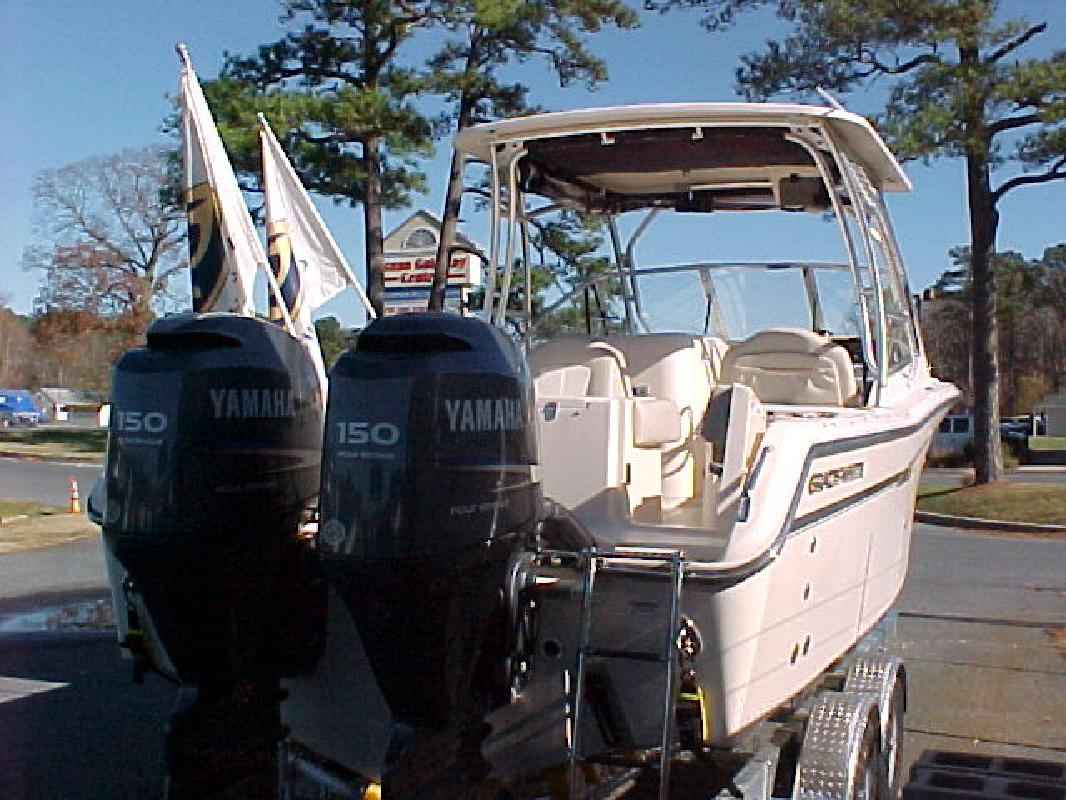 2011 27 Grady White Freedom 275 For Sale In Ocean City