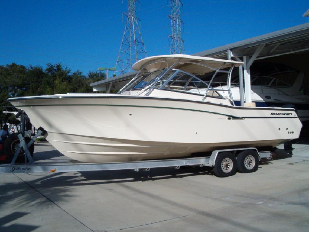 2012 30' Grady-White Freedom 307 For Sale In Clearwater