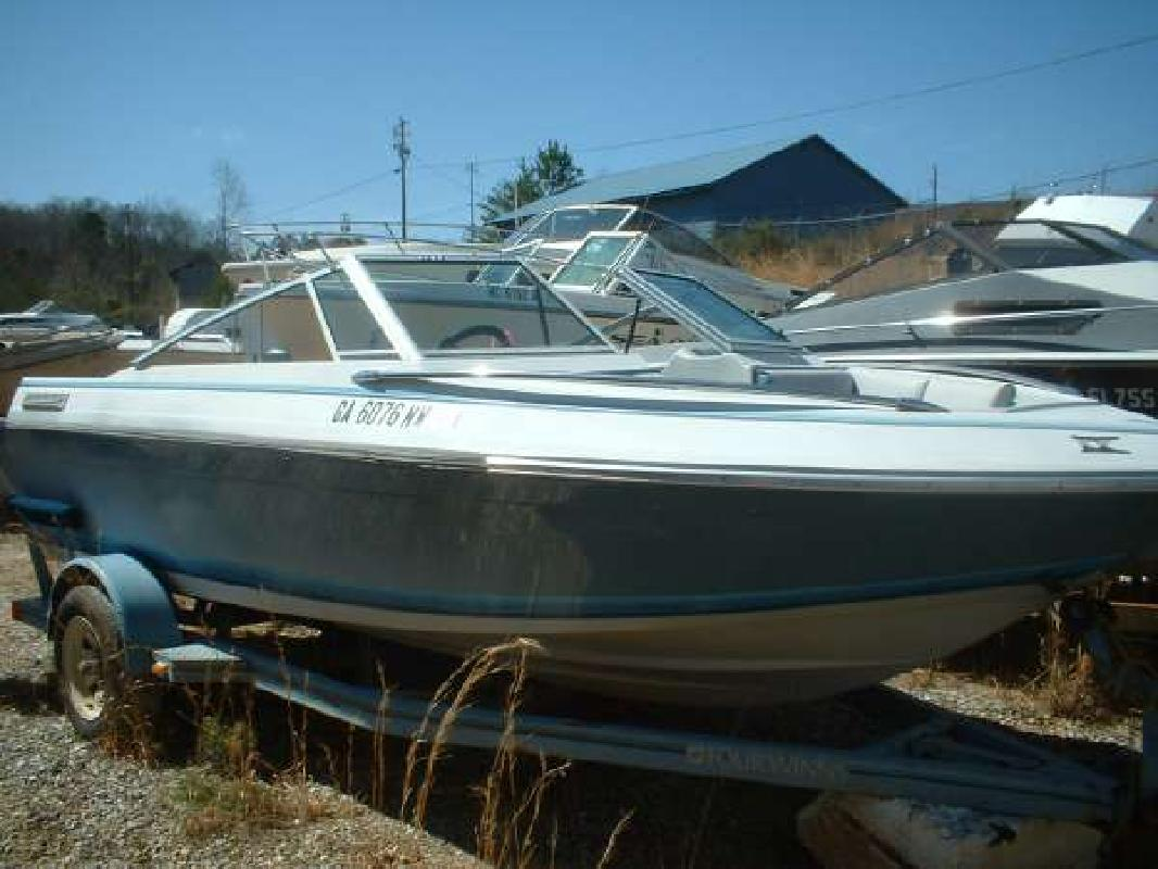1988 16' Four Winns 160 Freedom Bowrider Cobra Hull