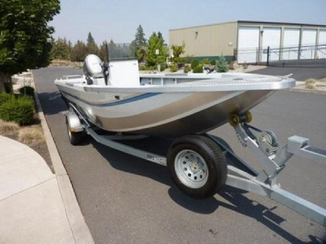 $3,050 2003 Northwest Jet Freedom Series Boat