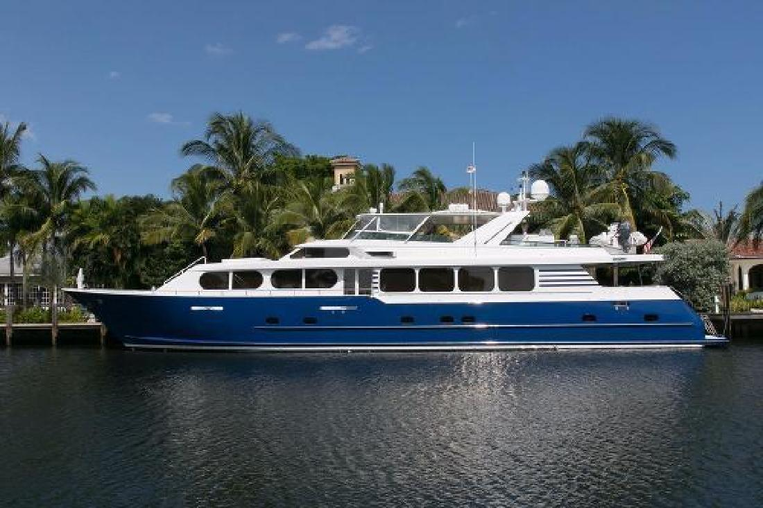2004 Broward Motoryacht Ft Lauderdale FL