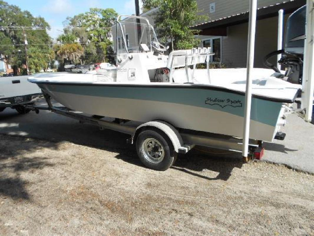 2011 SHALLOW SPORT BOATS 21 ft Modified V Beaufort SC
