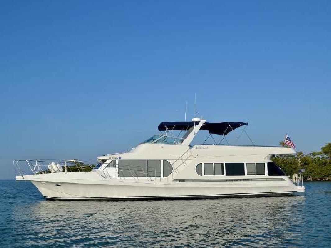 1995 Bluewater Coastal Cruiser Ft Myers FL