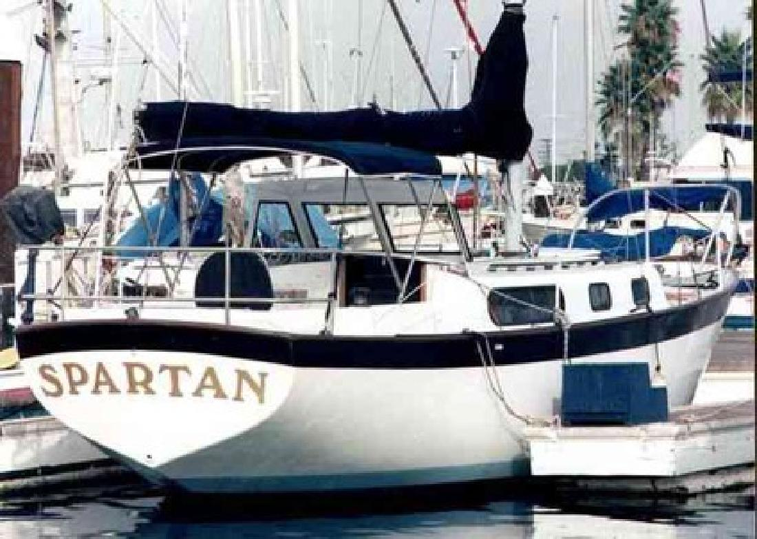 Full Keel Sailboats For Sale http://losangeles-ca.allboatlistings.com/sailboats/700030-ft-rawson-full-keel-sailboat_17246596.html