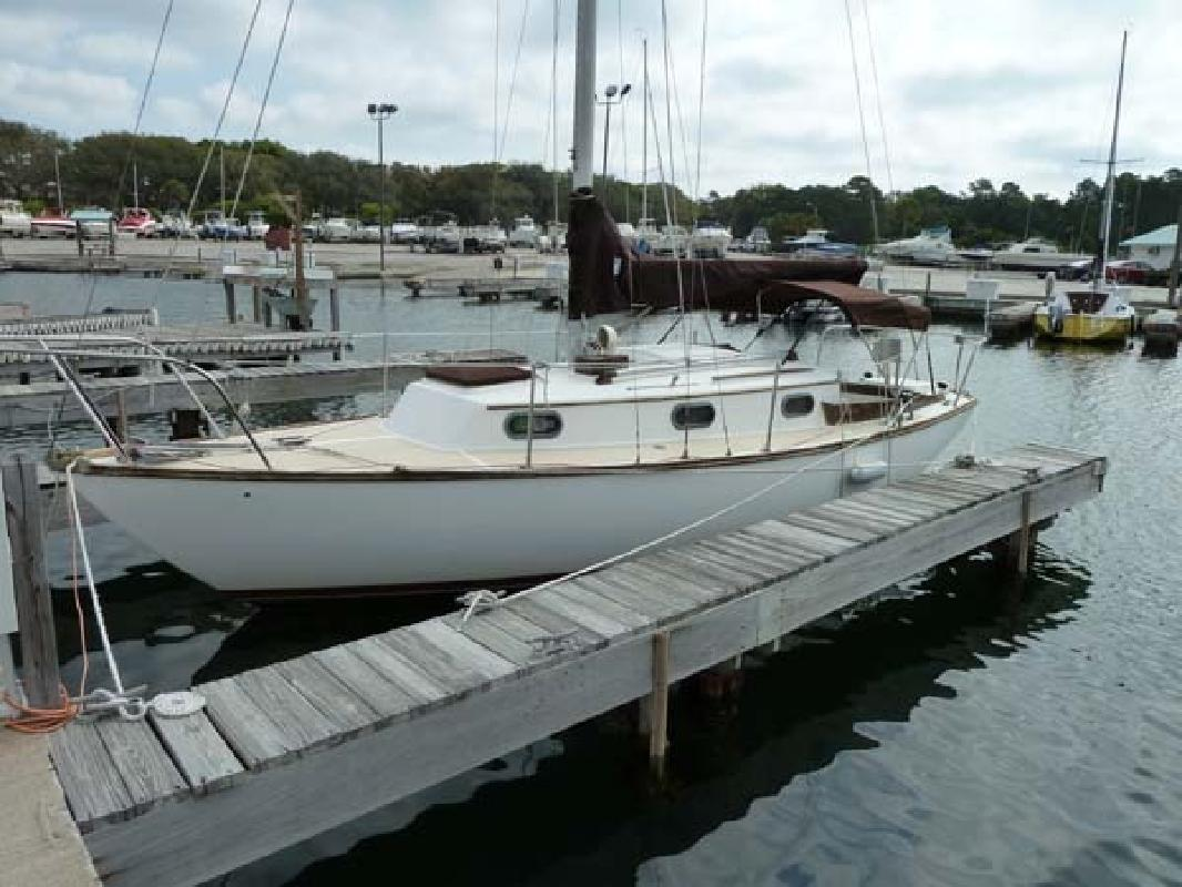 Full Keel Sailboats For Sale http://panamacity.allboatlistings.com/32403/sailboats/1981-27-cape-dory-full-keel-sloop_17221743.html