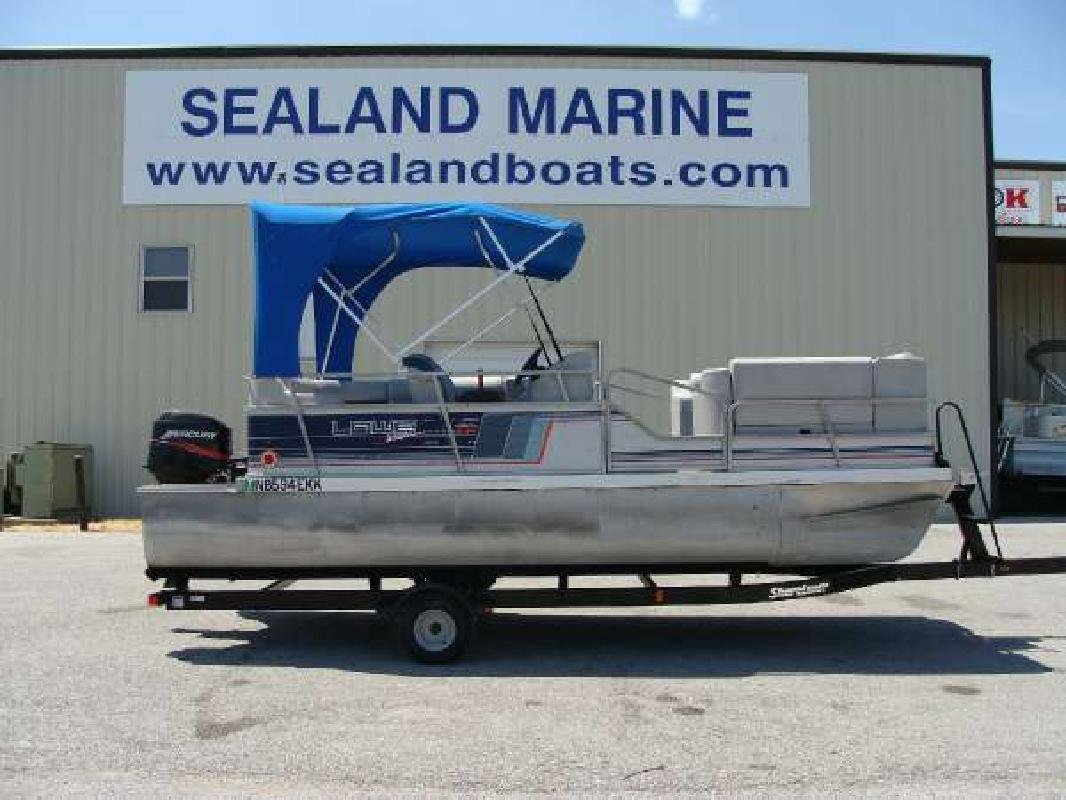 1990 Lowe 187 fish and fun pontoon Omaha NE for sale in ...