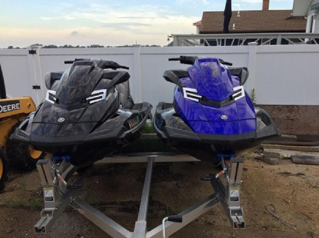 $8,000 Tow 2014 Yamaha Fx Svho Cruiser