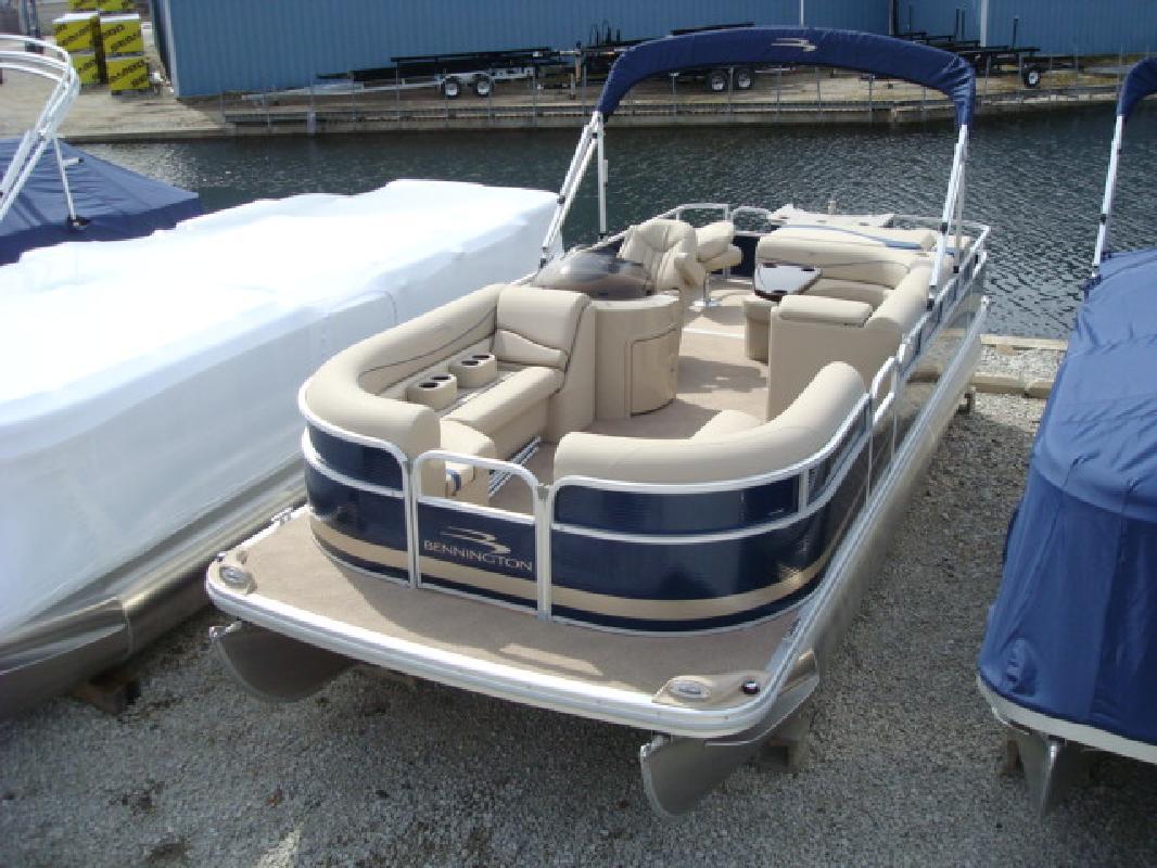 2011 24' Bennington Marine LLC G Series 2275 GSi