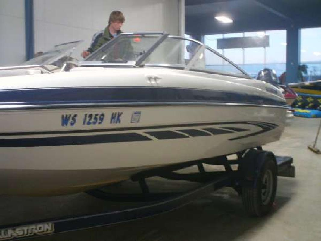2007 18' Glastron Boats Glastron 185 GT