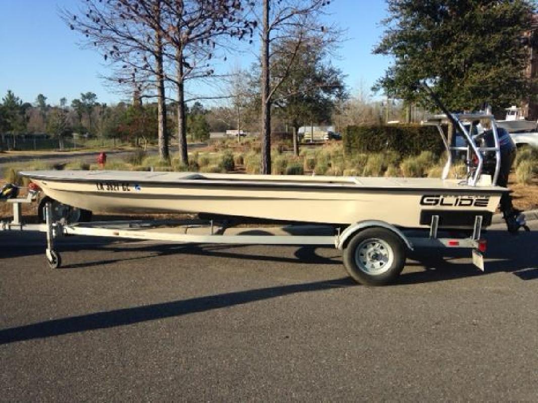 2014 East Cape Skiffs Glide Denham Springs LA