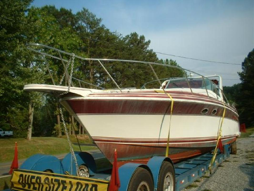 1988 34' Wellcraft 34 Gran Sport Express Cruiser. Contact the seller