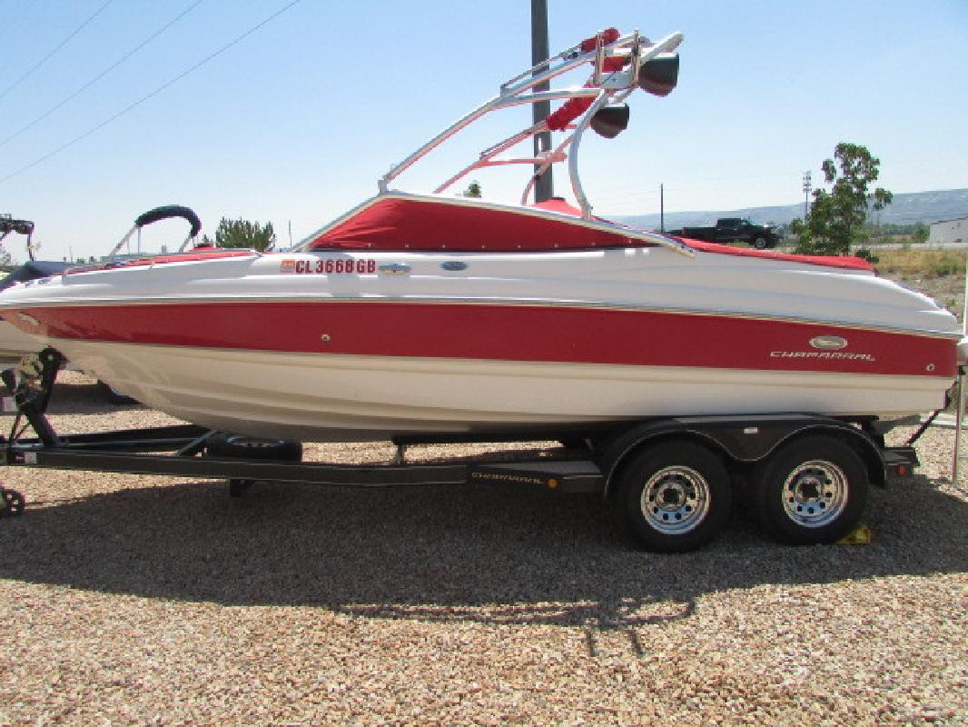 2006 Chaparral 210 SSi GRAND JUNCTION CO