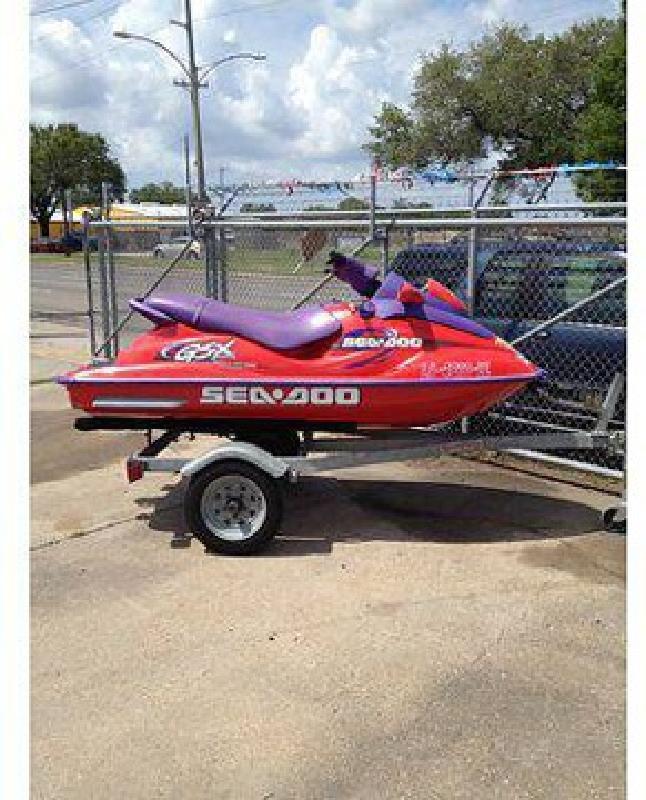 $3,500 1998 Sea Doo GSX -