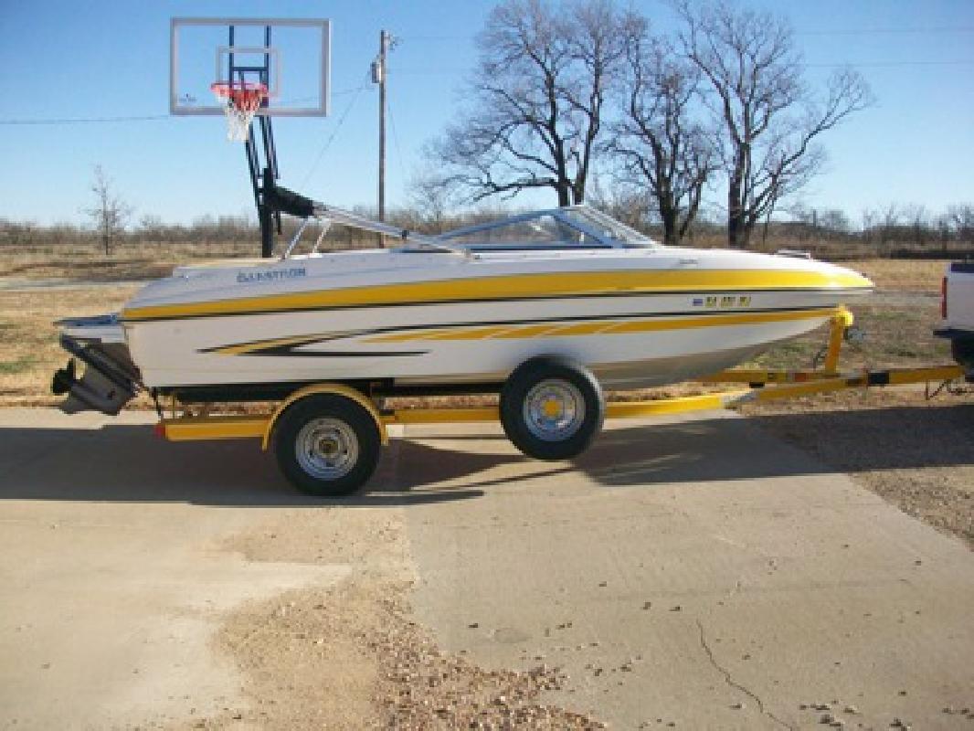 20 700 2007 Glastron Gt 205 For Sale In Abilene Kansas