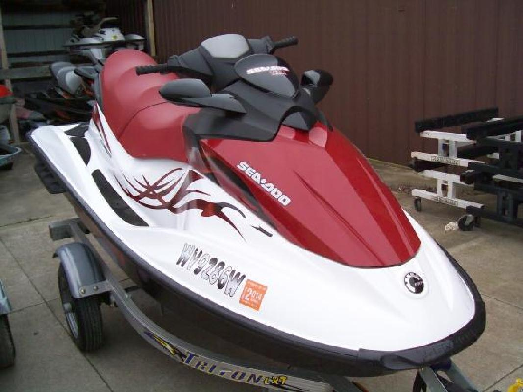 2008 12' Sea Doo Gti Se 130 for sale in Huron, Ohio | All Boat ...