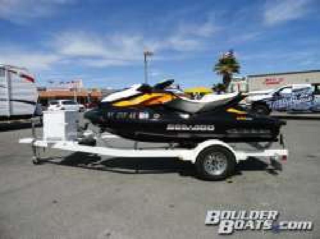 2012 Sea-Doo GTR 215