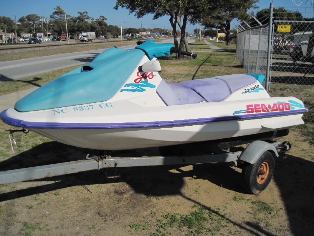 1994 10 bombardier gts deal pending for sale in morehead city rh moreheadcity allboatlistings com 1994 Sea-Doo GTX Manual 1994 Sea-Doo GTX Manual