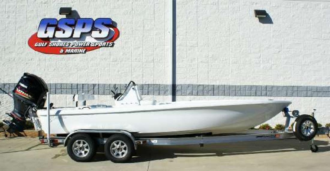 2016 YELLOWFIN 21 Hybrid Gulf Shores AL