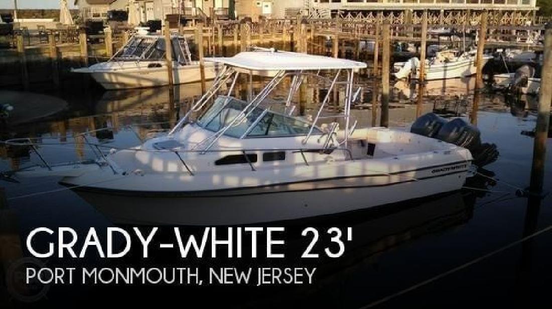 2004 Grady-White Boats 232 Gulfstream Port Monmouth NJ