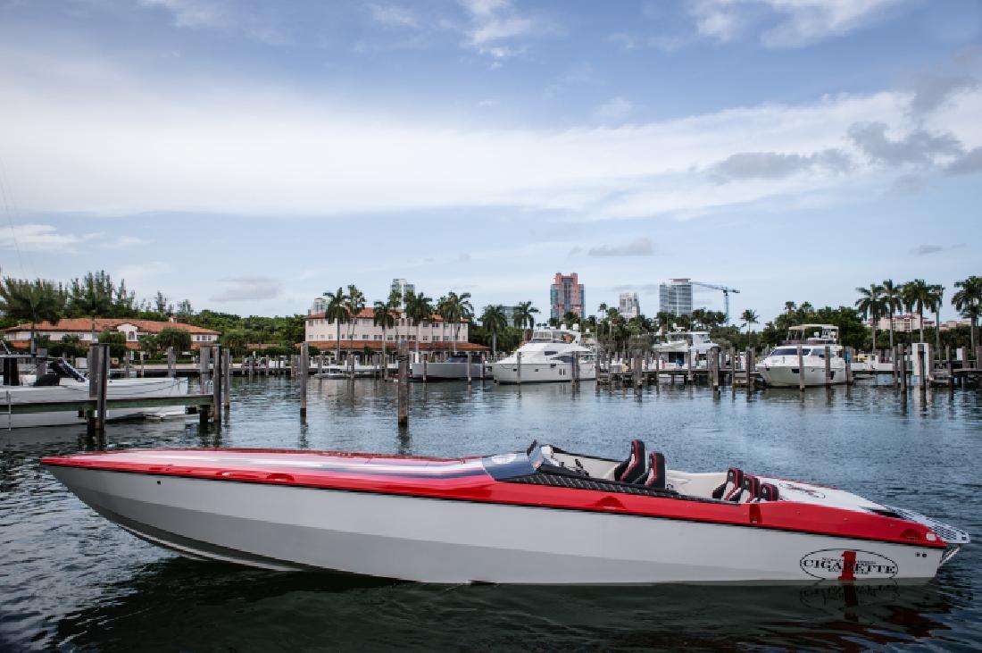 2015 Cigarette Racing Team Top Gun 38 Pompano Beach FL