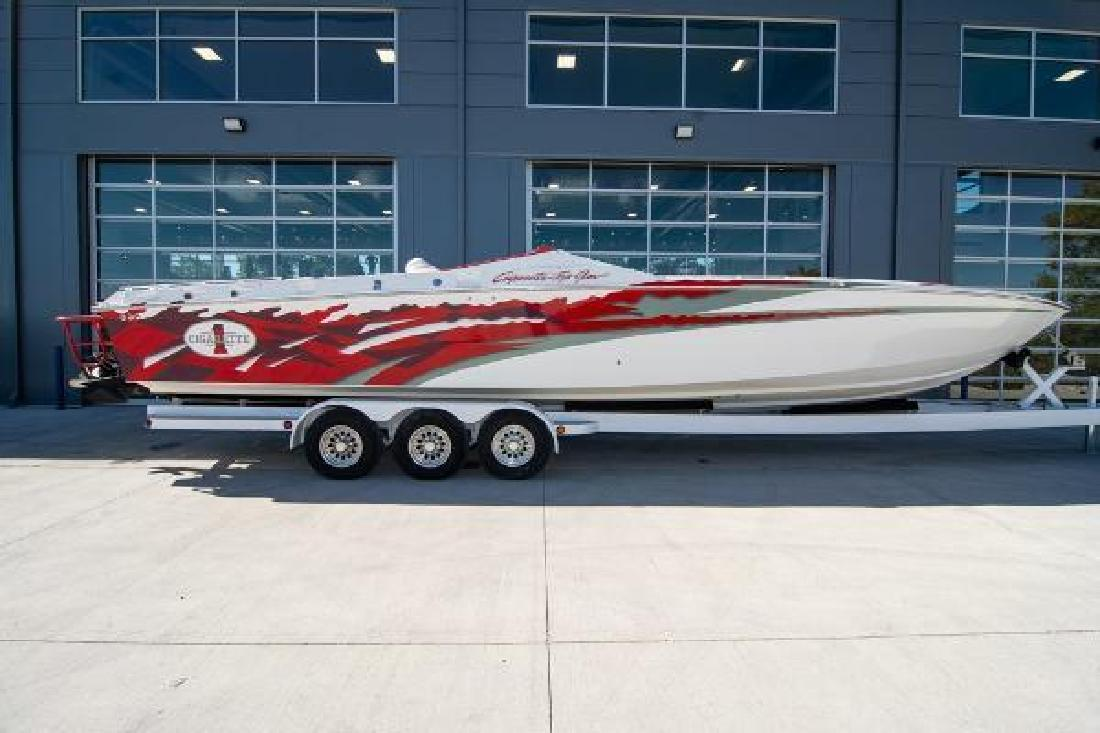 1998 Cigarette 38 Top Gun Lake Ozark MO